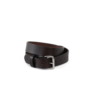 Brown Steel Harness Belt
