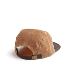 Brown Camp Hat
