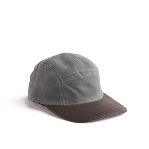 Grey Camp Hat