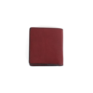 Oxblood Bifold Wallet