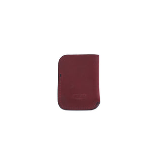 Oxblood Card Wallet