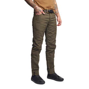 Olive Duck Canvas Pant