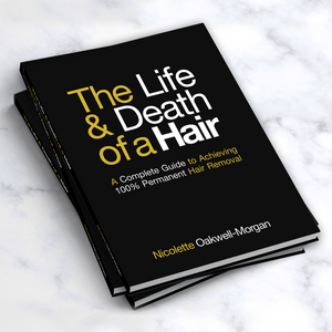 The Life & Death of a Hair - Physical Book