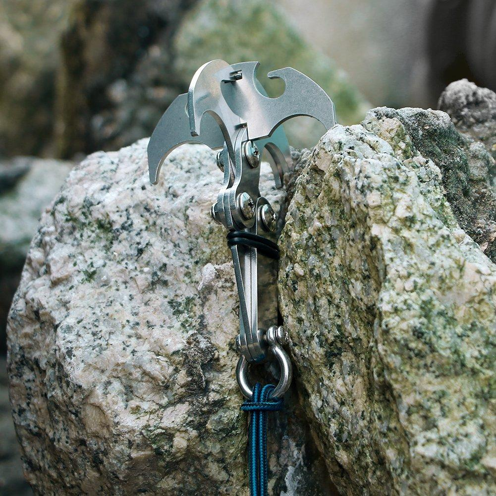 Military Grade Gravity Grappling Hook