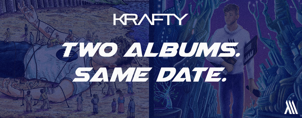 TWO NEW KRAFTY ALBUMS, ONE DATE!