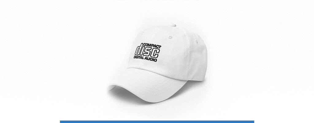 This Compact Disc Digital Audio Hat is our Best Seller!