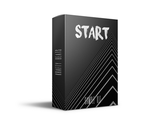start royalty free sample pack for producers by monumental records