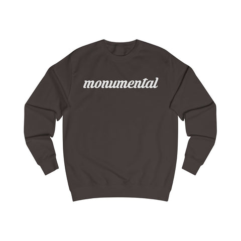 Stylish Monumental Sweatshirt (Men's)