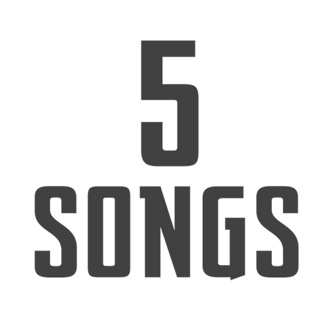 5 Songs (Mix + Master)