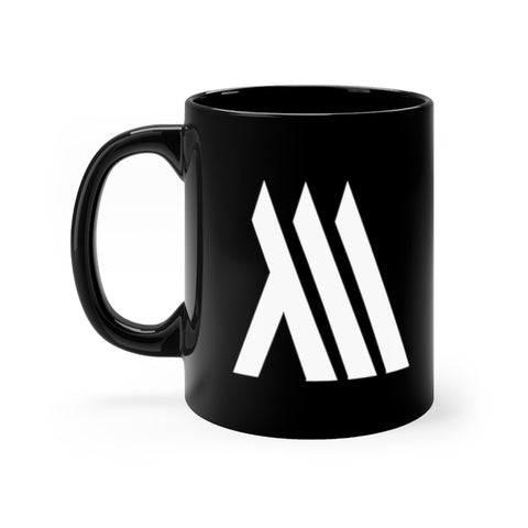 Black Monumental Mug (11oz)