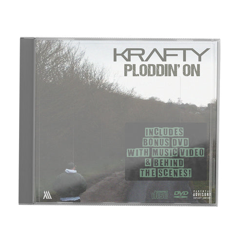 Krafty - Ploddin' On [Maxi Single - with DVD]