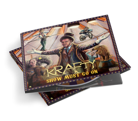 Krafty - Show Must Go On (CD)