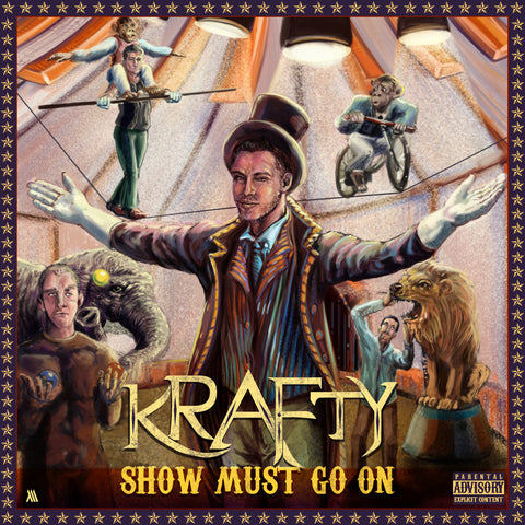 Krafty - Show Must Go On (Digital)