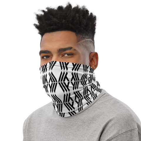 Monumental Neck Gaiter (White)