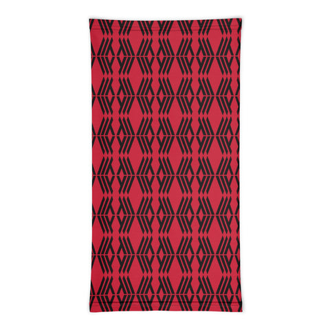 Monumental Neck Gaiter Dark Red