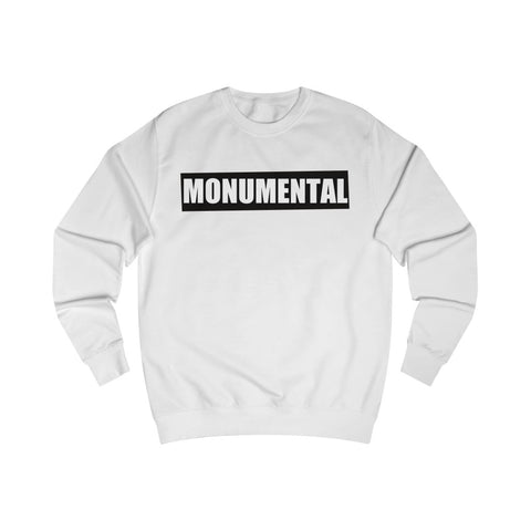 Bold Monumental Sweatshirt (Men's)