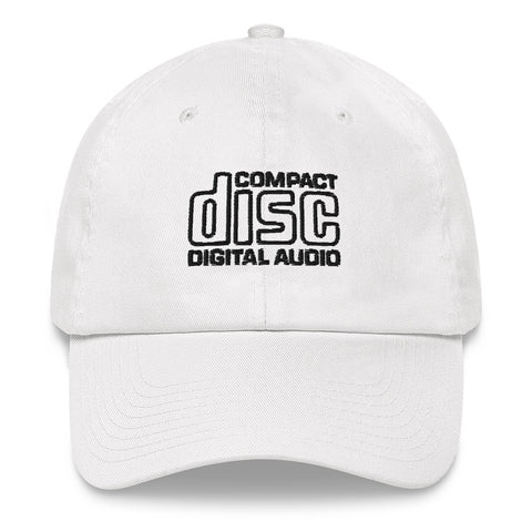 Compact Disc Digital Audio Hat