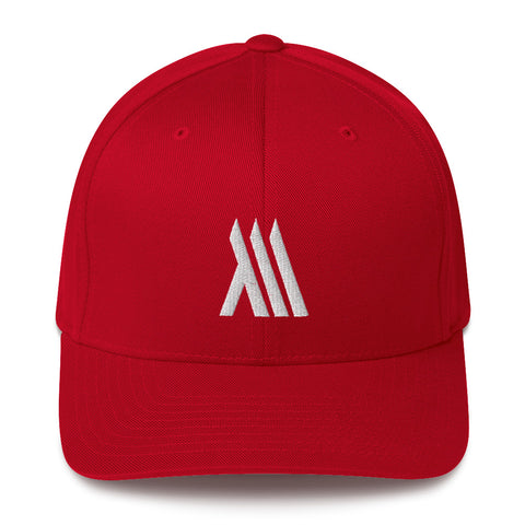 Monumental Cap (White Logo)