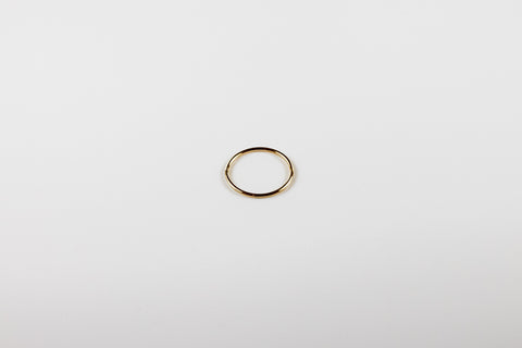 Delicate Wire Stackable Ring (Multiple Sizes)