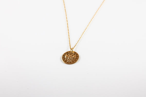 Coin Necklace, Small
