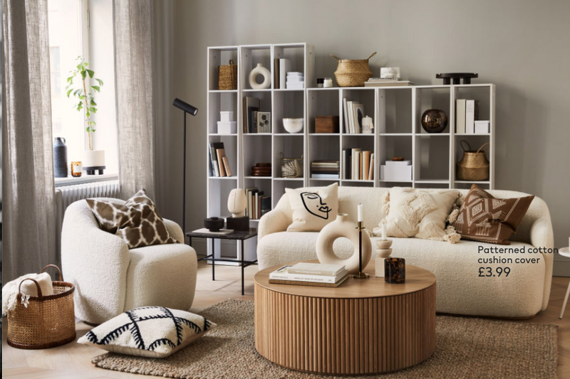 H&M Home; Spring Decor Trends