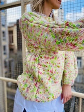 Afbeelding in Gallery-weergave laden, BREIPATROON SWEATER CERISE