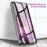 Samsung 10D Curved Full Screen Tempered Film and Free Installation Gift for Samsung S8/S8 Plus/S9/S9 Plus/Note 8/Note 9/Note 10