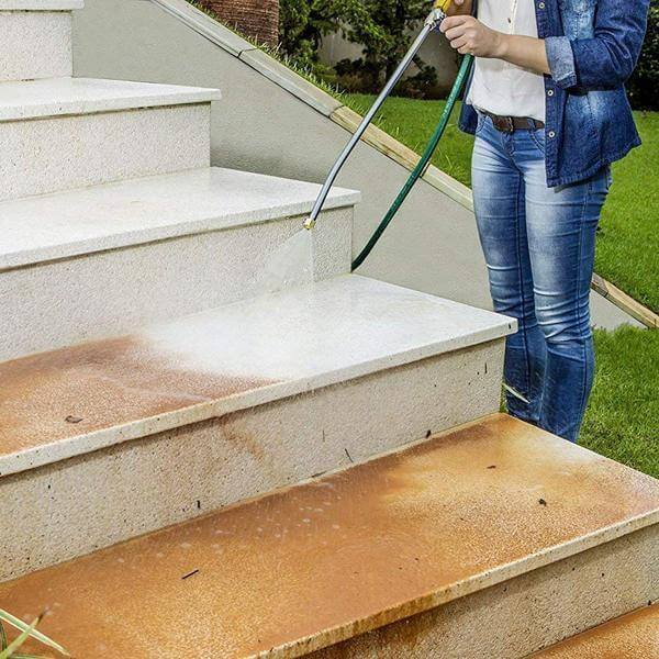 (60% OFF only Today) 2-in-1 High Pressure Power Washer