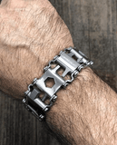 (70% OFF only Today) 29 In 1 Multi-Tool Wearable Stainless Steel Bracelet