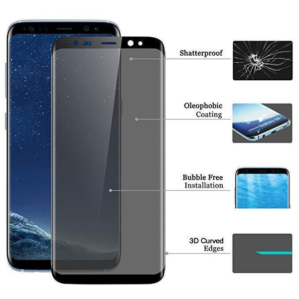 Privacy Screen Protector For Samsung Series
