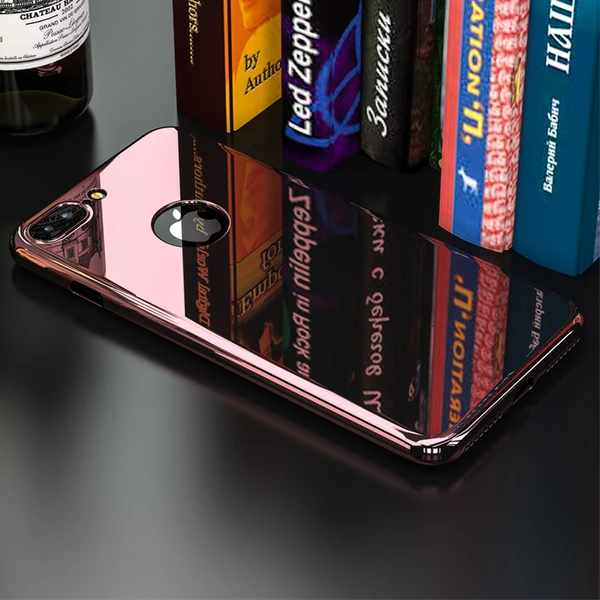 360 Degree Full Body Case Soft HD Screen Protector Film Ultralight Slim Hard Mirror For iPhone 7 8 X 11