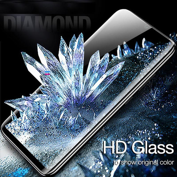 Screen Protector for Huawei P30 pro P30 Lite 5D  Tempered Glass 9H HD Ultra Thin Full Cover Glass