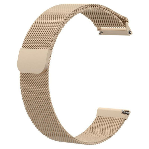 Stainless Steel Magnetic Bracelet Band Watch for Apple 4 3 2 1 42mm 38mm 40mm 44mm