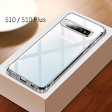 Airbag Case For Samsung Galaxy S10 TPU Soft Transparent Silicone Coque Back Cover