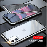 MAGNETIC ADSORPTION TRANSPARENT PHONE CASE