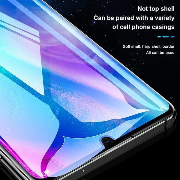 5D Tempered Glass  HD Edge Full Covered Screen Protector For Huawei P30 P30pro P30lite