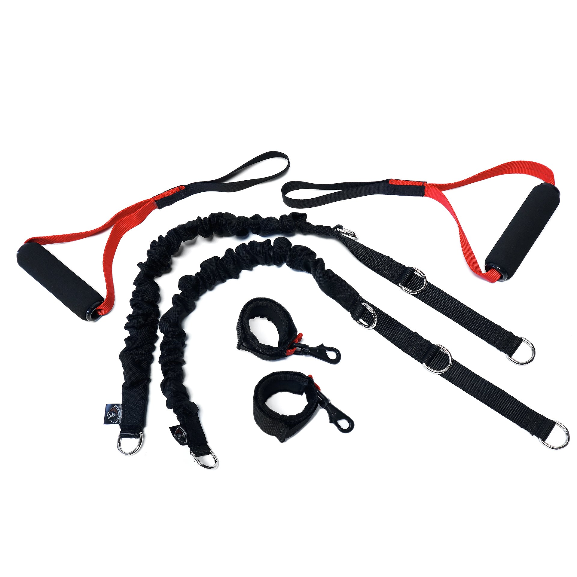Micro Cables w/ Red Handle Bundle