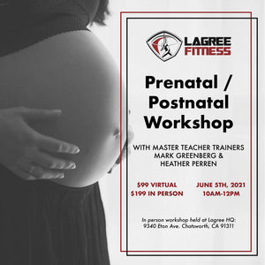 Post/Prenatal Workshop