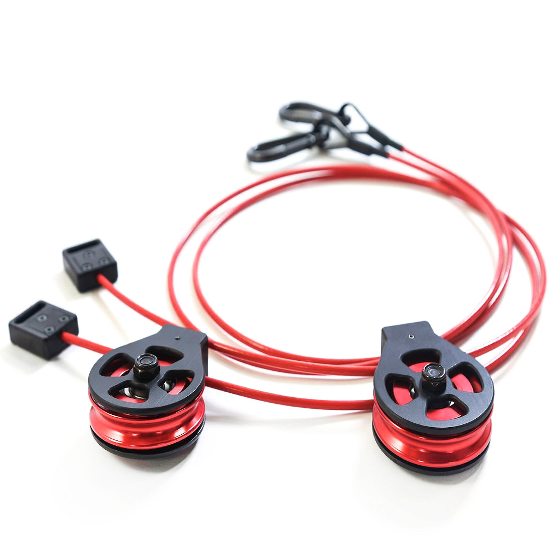 New Red Cables