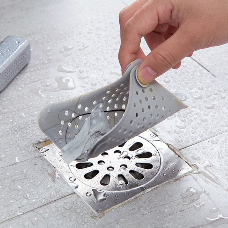 Star Mesh Sink Strainer Drain Waste Plug