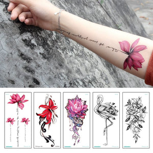 Waterproof Temporary Tattoo