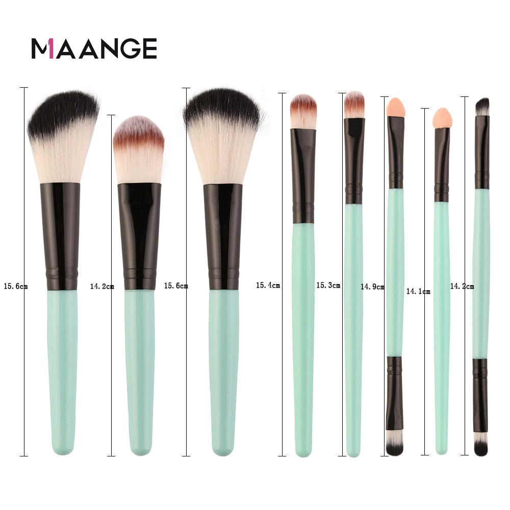 Foundation Blush Blending Beauty Make Up Brush