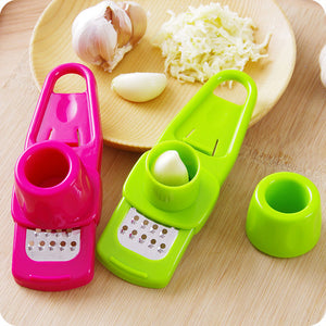 Multifunctions Garlic Grater