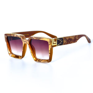 Luxury Square Sunglasses