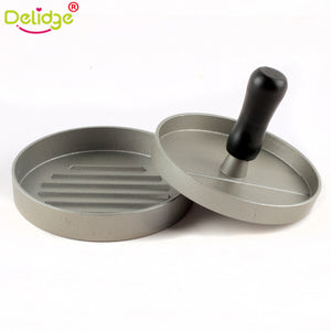 Round Shape Hamburger Press