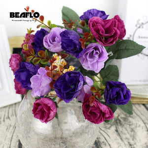 Fresh Artificial Rose Flowers