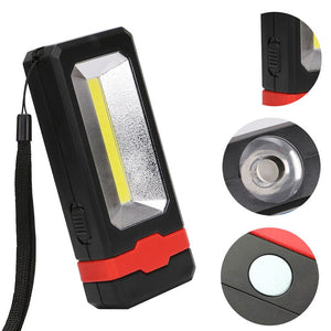 Portable COB LED Work Torch