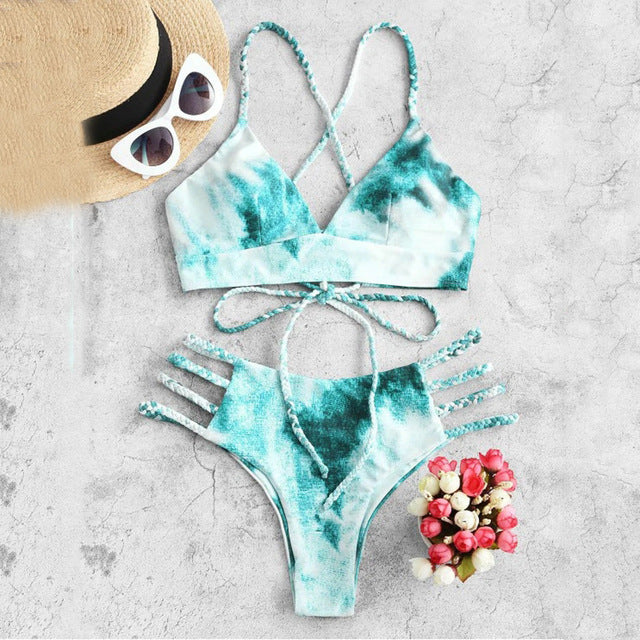 Two-Piece Push Up Set