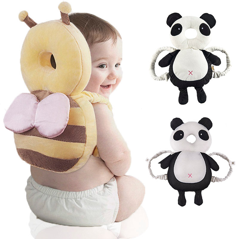Infant Toddler Head Back Protector Safety Pad