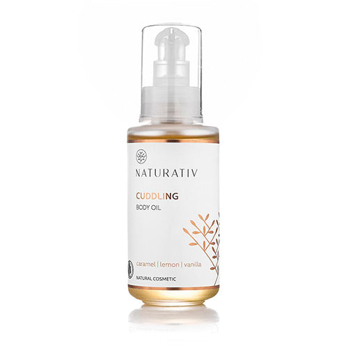 Cuddling Body Oil_previewNaturativ Body Oil, Cuddling, Øko, 125 ml.